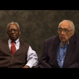 Simeon Booker and Moses James Newson oral history interview conducted by Joseph Mosnier in Washington, D.C., 2011-07-13.
