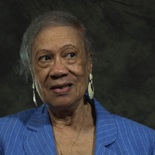 Gloria Hayes Richardson oral history interview conducted by Joseph Mosnier in New York, New York, 2011-07-19.