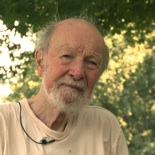 Pete Seeger oral history interview conducted by Joseph Mosnier in Beacon, New York, 2011-07-22.
