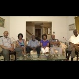 John Dudley, Eleanor Stewart, Charles Jarmon, Frances Suggs, Harold Suggs, and Samuel Dove oral history interview conducted by Emilye Crosby in Hyattsville, Maryland, 2013-06-28.