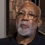 John Carlos oral history interview conducted by David P. Cline in New York, New York, 2013-08-18.