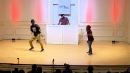 Dance Battle with Urban Artistry